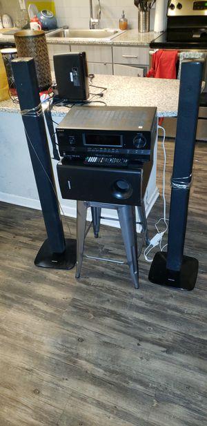Surround sound audio receiver for Sale in Orlando, FL