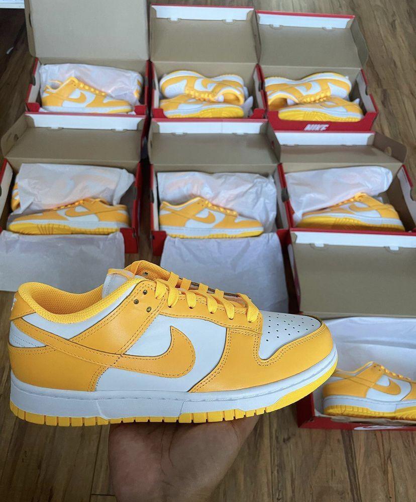 Nike Dunk Laser Orange