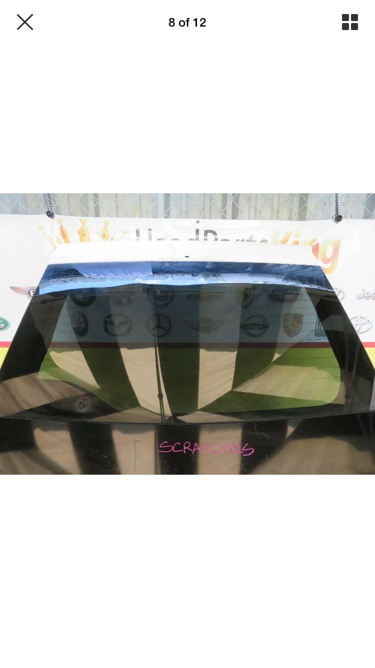 2012 2013 2014 2015 TOYOTA PRIUS LIFTGATE W/GLASS OEM