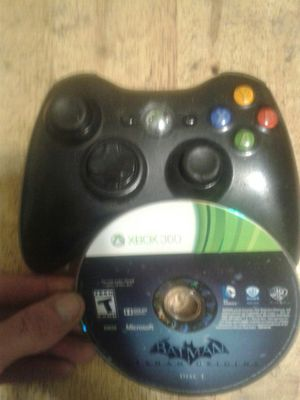 Xbox 360 games with a controller for Sale in Denver, CO