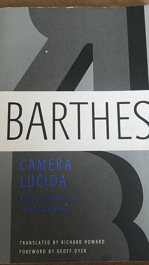 barthes photography book for sale in winter garden fl - Winter Garden Book