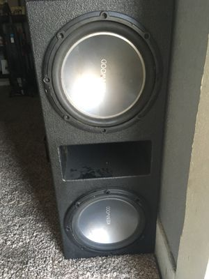 """12"""" subs for Sale in Dallas, TX"""