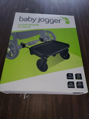 Photo Baby Jogger Glider board