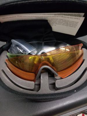 Oakley ballistic glasses lenses for Sale in PA, US