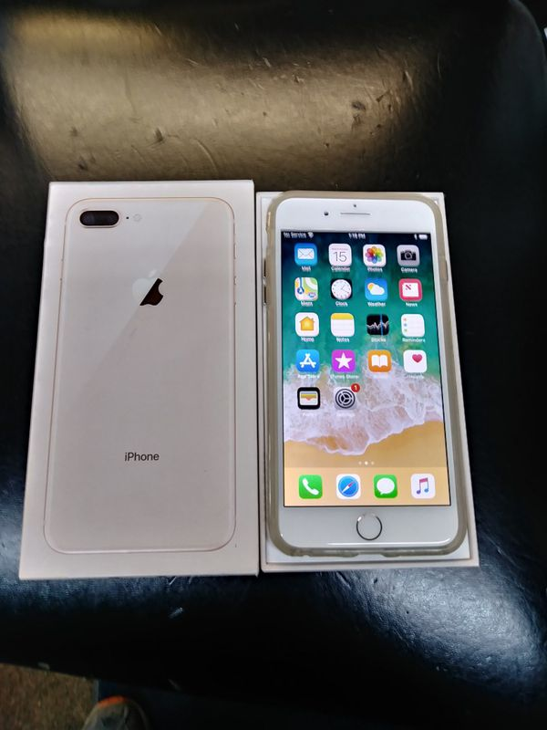 Apple iPhone 8 plus Gold (BLACKLISTED) for Sale in Tampa, FL - OfferUp