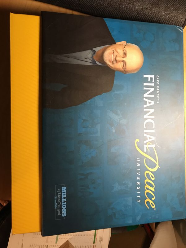 Dave Ramsey Financial Peace University for Sale in Redmond, WA - OfferUp
