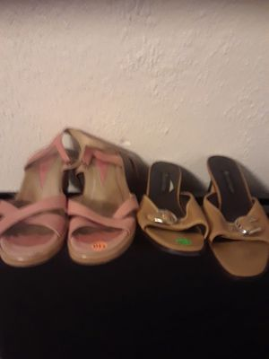 Summer shoes for Sale in Hyattsville, MD
