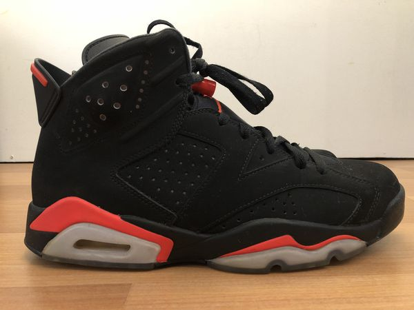 separation shoes e0c76 d1f74 ... spain air jordan 6 retro infrared size 10 for sale in queens ny offerup  ced02 595b3
