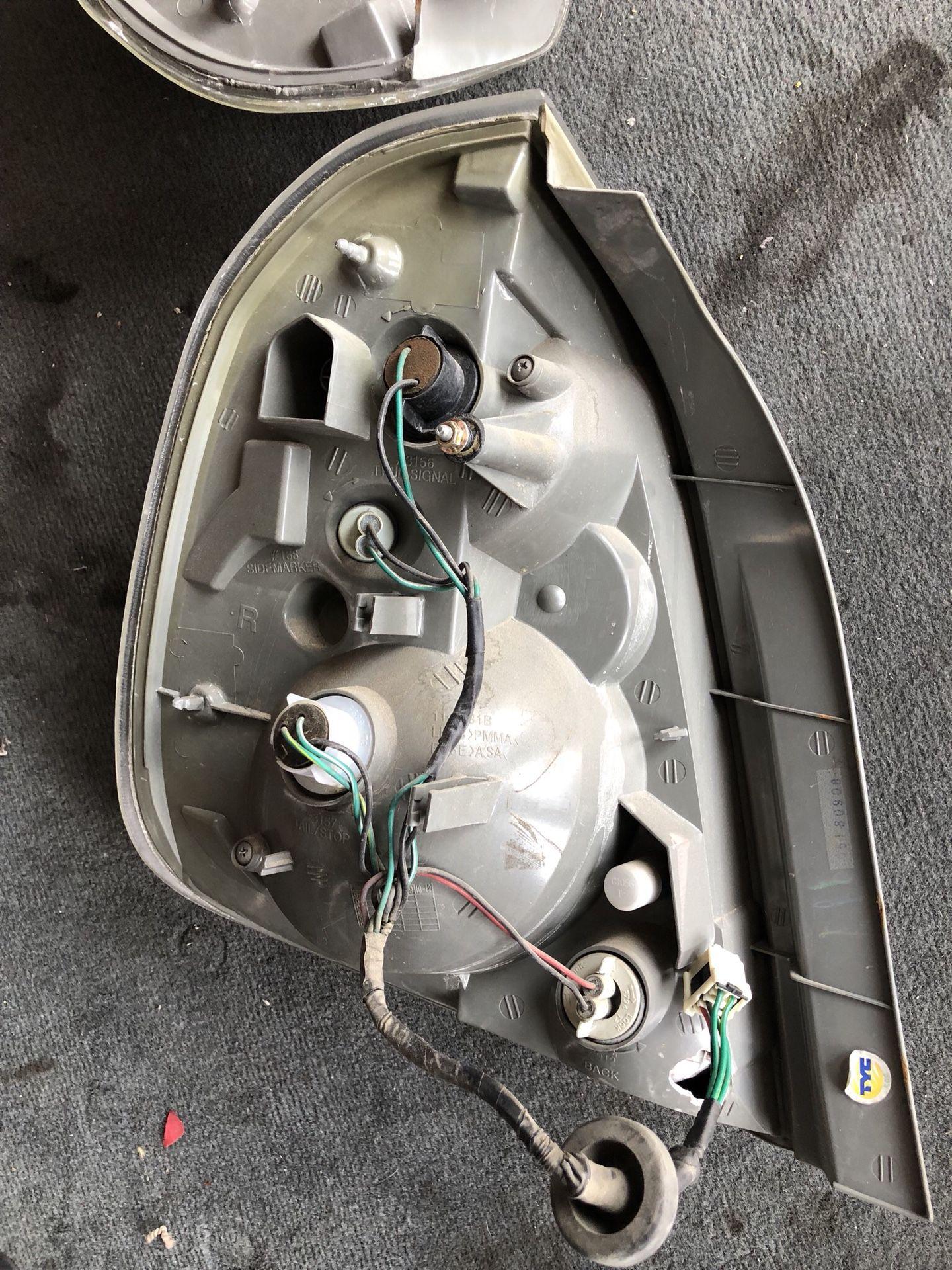 2005 Nissan Altima parts