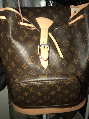 Louis Vuitton Montsouris Backpack Bag for Sale in Pomfret, MD