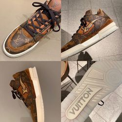 LV fly sneakers Thumbnail