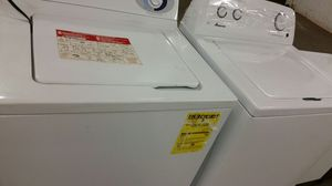 Washer and dryer set or separate for Sale in Lincolnia, VA