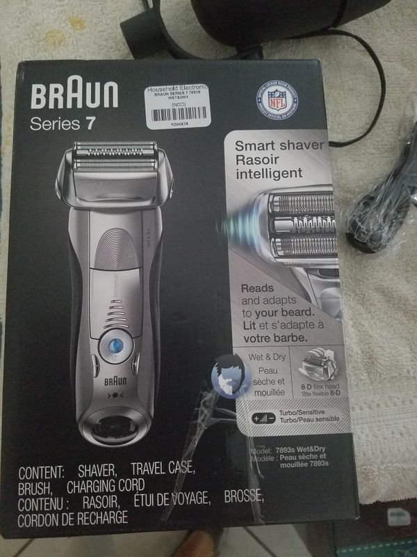Braun S Series 7 Electric Shaver New Garland Tx