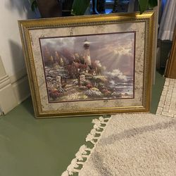 Painting / Artist / Art / Drawing / Photograph / Canvas / Artwork / Gold frame Thumbnail