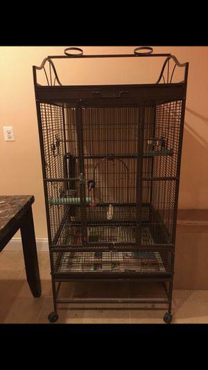 Bird/cage for Sale in Hamilton, VA