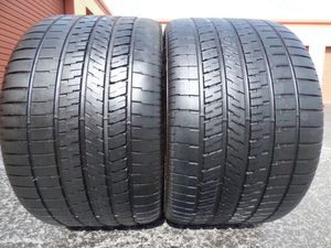 325/30/19 GOODYEAR EAGLE EMT 90% TREAD CORVETTE TIRES for Sale in Tampa, FL
