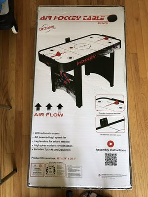 Wondrous New And Used Air Hockey Tables For Sale In Manchester Nh Home Interior And Landscaping Mentranervesignezvosmurscom