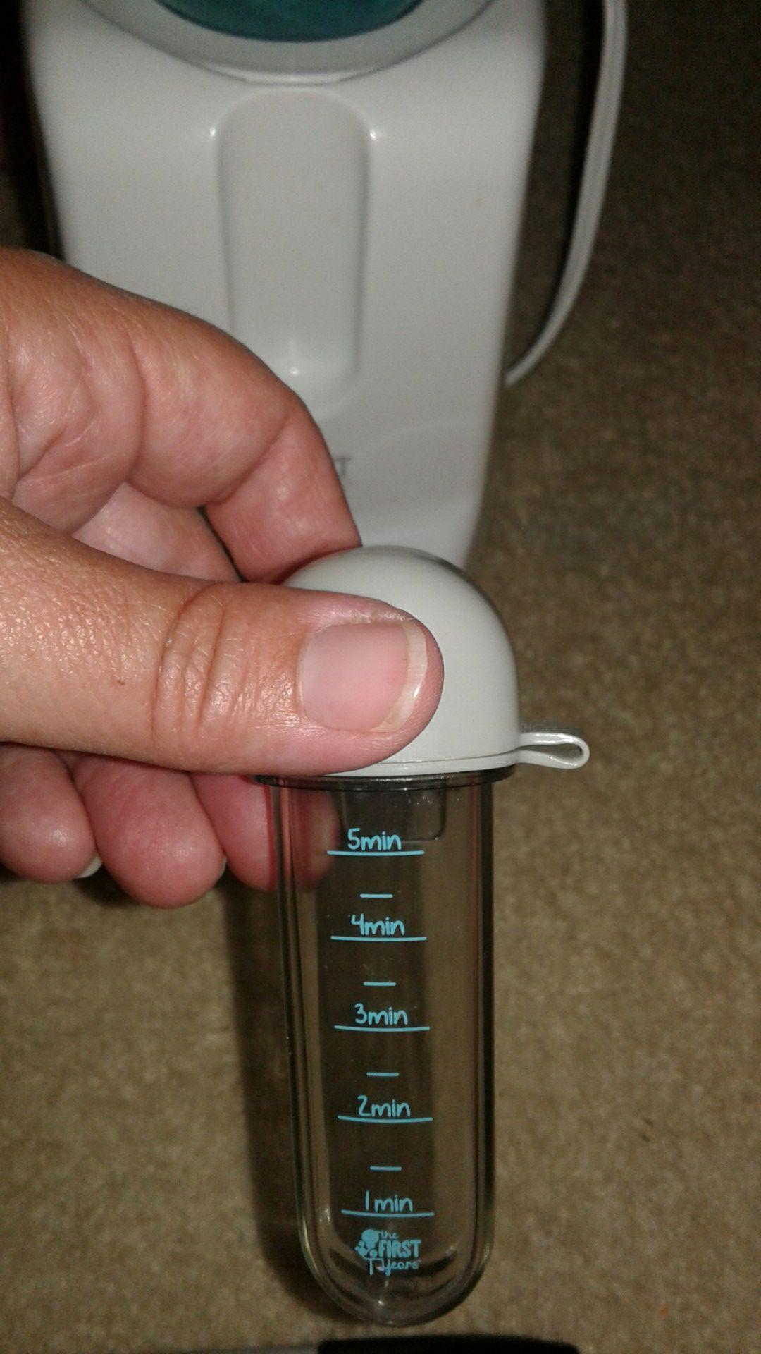 Bottle warmer/sterilizer