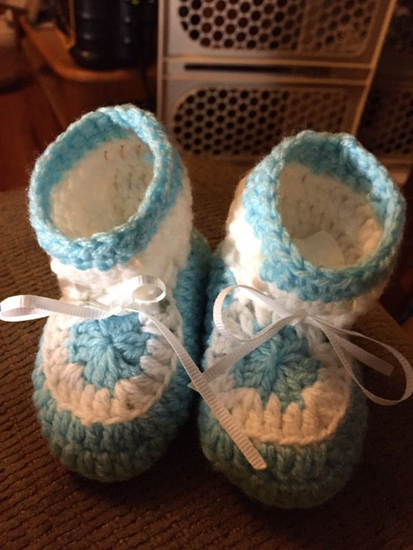 Crochet Baby Booties For Sale In Charlotte Nc Offerup