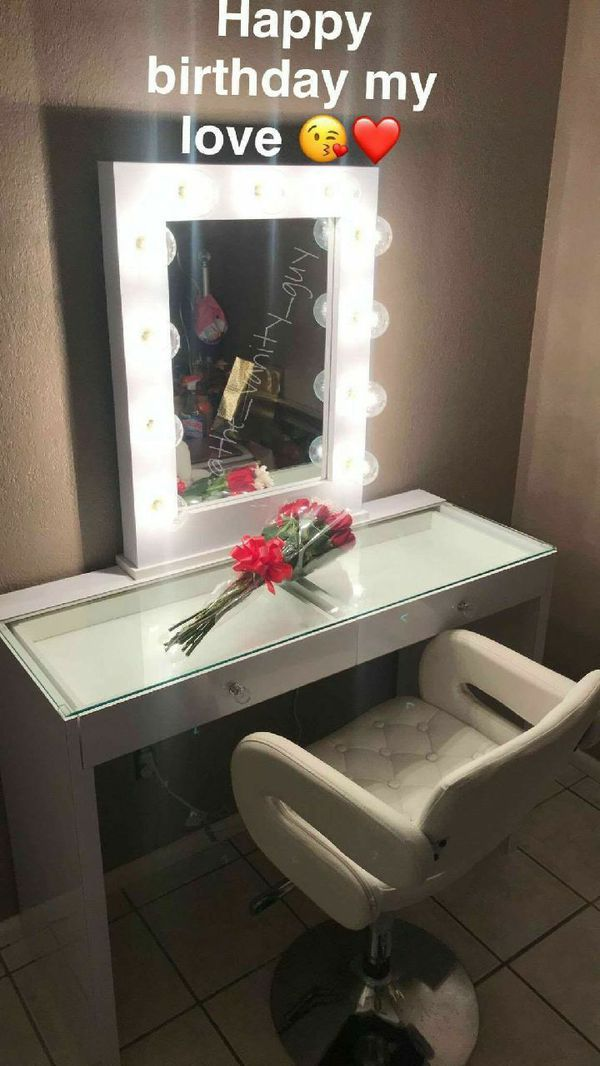 Makeup Vanity.Makeup Vanity Mirror For Sale In El Paso Tx Offerup