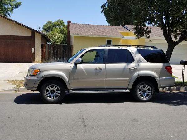 2004 Toyota Sequoia Clean Title For Sale In Riverside Ca Offerup