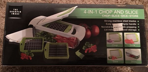 Sharper Image 4 In 1 Slicer For Sale In Norfolk Ma Offerup