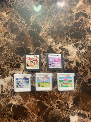 Photo Games Nintendo 3 Ds and Ds