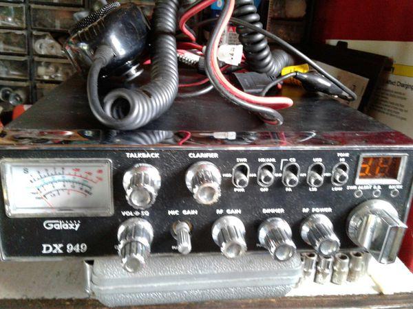 Galaxy cb radio for Sale in Dillsburg, PA - OfferUp