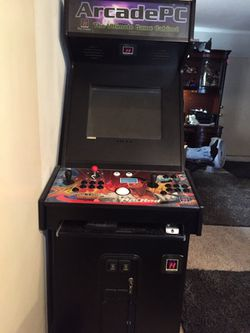 Pc Games For Arcade Cabinet Jpg