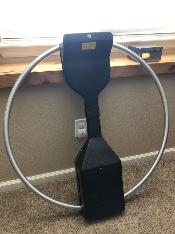 MFJ 1788 magnetic loop antenna : Ham Radio for Sale in Littleton, CO -  OfferUp