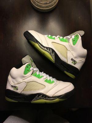 Nike air Jordan 5 quai 54 for Sale in Capitol Heights, MD