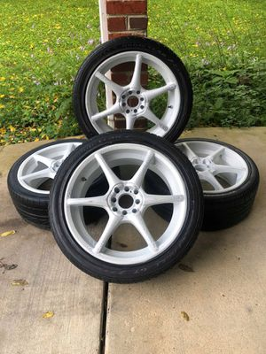 18 inch rims for Sale in Annandale, VA