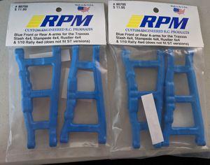 Photo RPM Traxxas Slash Stampede Rustlers Arms