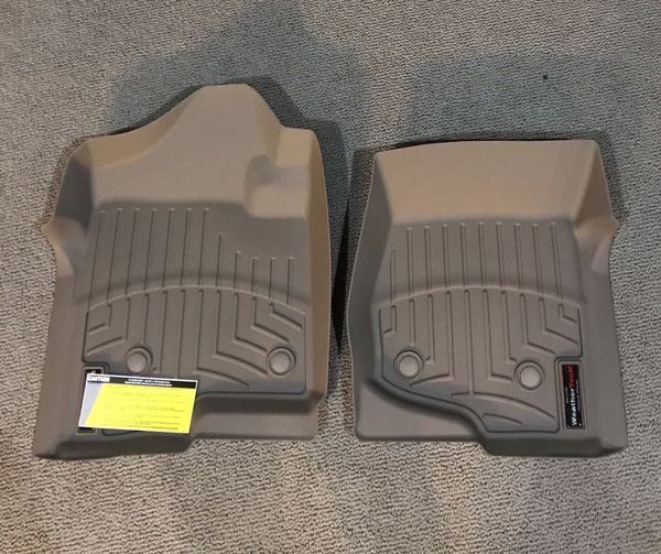 Graham Wa Weather >> Weather Tech Floor Mats 2007 2014 Part 450661 Chevrolet Gmc Cadillac For Sale In Graham Wa Offerup