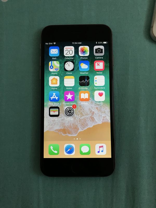 3e299bd15f0 iPhone 6 Plus Unlocked Smartphone for Sale in Honolulu