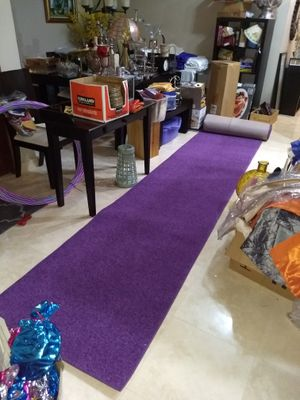 Purple Runner 25 feet long for Sale in Tampa, FL