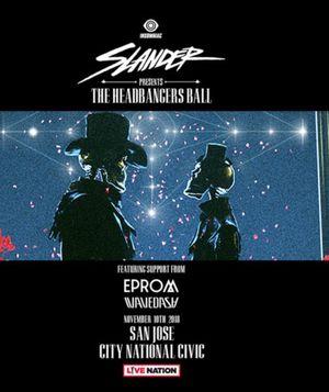 2 Slander Headbangers ball tickets for Sale in Phoenix, AZ
