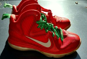 Lebron 9 Christmas kids for Sale in Richmond, VA