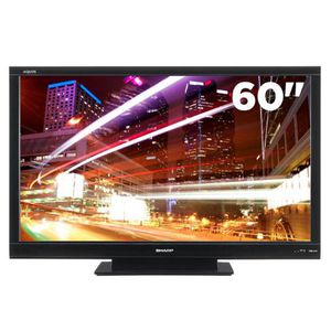 "Sharp AQUOS LC-60E79U 60"" 1080p LCD TV for Sale in Alexandria, VA"