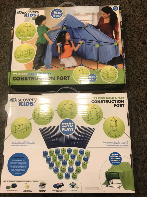 Discovery Kids Construction Fort For Sale In Burnsville Mn Offerup
