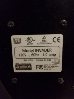 Price Drop! Speakers & Subwoofer | JBL Invader 4.1 Surround  Thumbnail