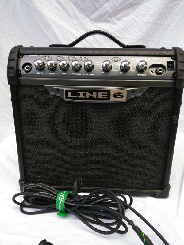 Line 6 Spider 3 15 guitar amp for Sale in Wolcott, CT - OfferUp