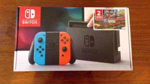 Nintendo Switch Bundle Brand New for Sale in Silver Spring, MD
