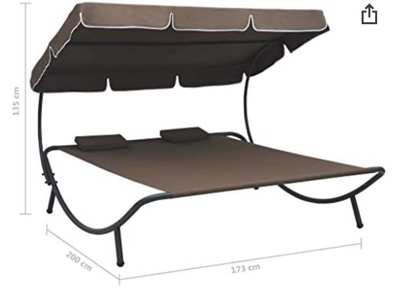 Outdoor Daybed!!!