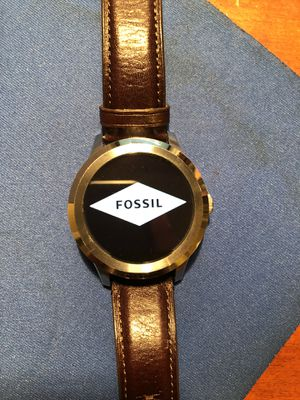 Fossil Smartwatch Founder Gen 2 for Sale in Herndon, VA