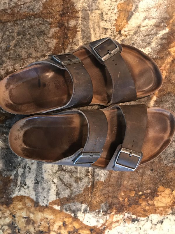 newest ea8eb d2a08 Birkenstock Sandals size 43(German) US 10 for Sale in Scottsdale, AZ -  OfferUp