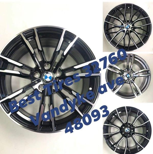"19"" Bmw Replica Wheels Set Of 4 Any Style 799.00 WERE"
