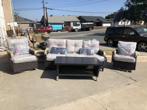 Patio Set For Sale In San Diego Ca Offerup