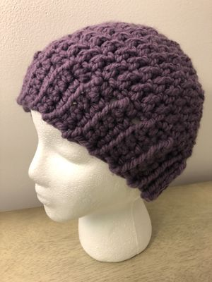 Handmade Messy Bun Hat for Sale in Shepherdstown, WV