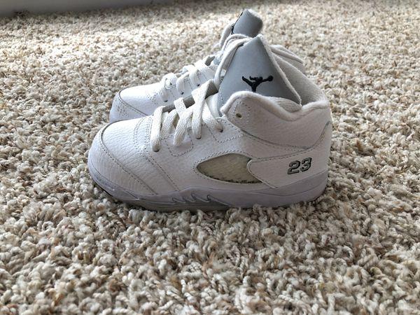 Air Jordan Retro 5. Toddler Size 8 for Sale in Atlanta ccf6769d260e